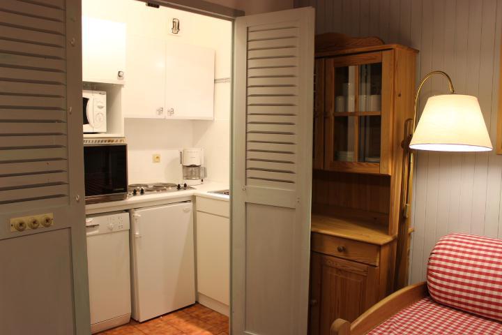 Location au ski Appartement 2 pièces 4 personnes (514) - Résidence de l'Olympic - Val Thorens
