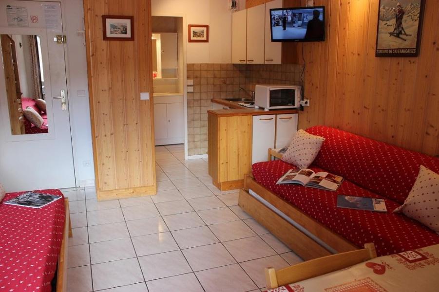 Location au ski Studio 2 personnes (625) - Résidence de l'Olympic - Val Thorens - Appartement
