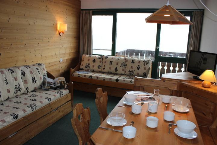 Location au ski Studio 3 personnes (616) - Résidence de l'Olympic - Val Thorens - Appartement