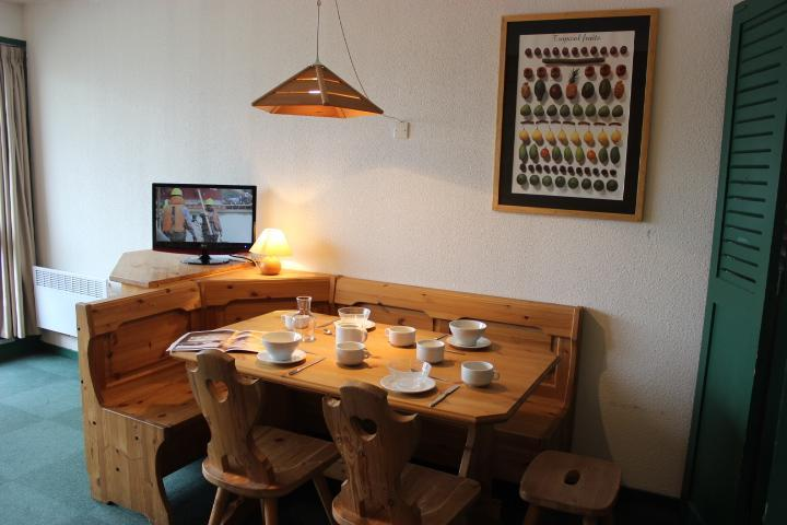 Location au ski Studio 3 personnes (616) - Résidence de l'Olympic - Val Thorens - Appartement