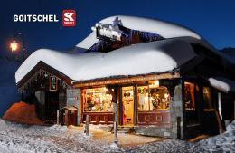 Location au ski Résidence du Silveralp - Val Thorens - Extérieur hiver
