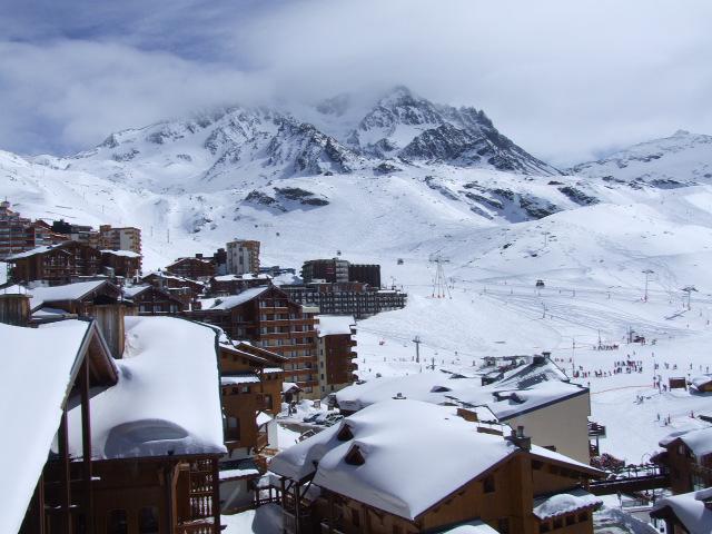 Vacances en montagne Résidence du Silveralp - Val Thorens - Extérieur hiver