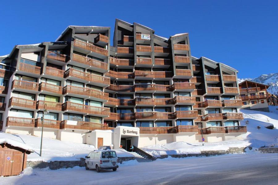 Location au ski Résidence Eterlous - Val Thorens