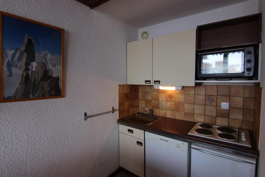 Location au ski Studio cabine 4 personnes (43) - Résidence Eterlous - Val Thorens