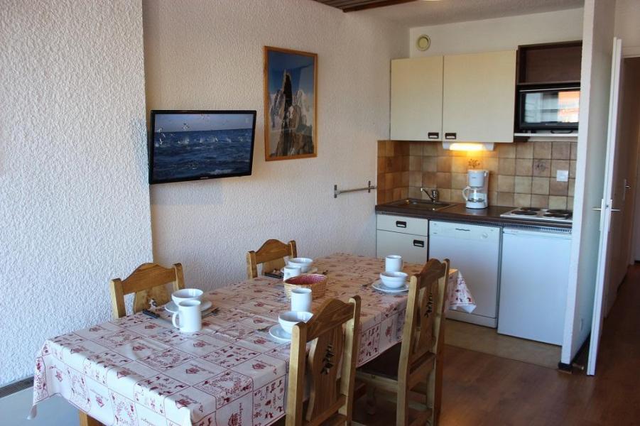 Location au ski Studio cabine 4 personnes (43) - Résidence Eterlous - Val Thorens - Grille-pain