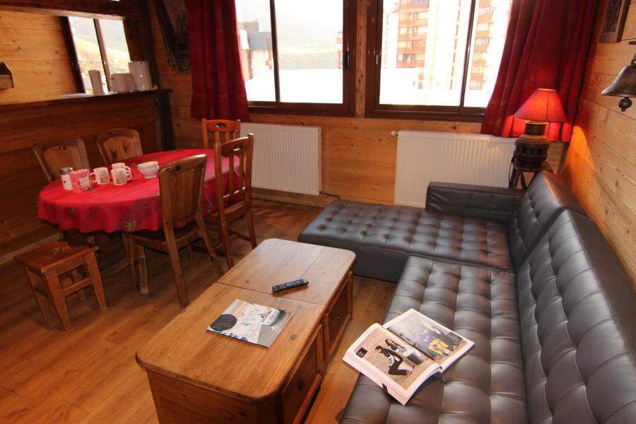 Location au ski Appartement 4 pièces 6 personnes (1) - Résidence Galerie de Peclet - Val Thorens - Appartement