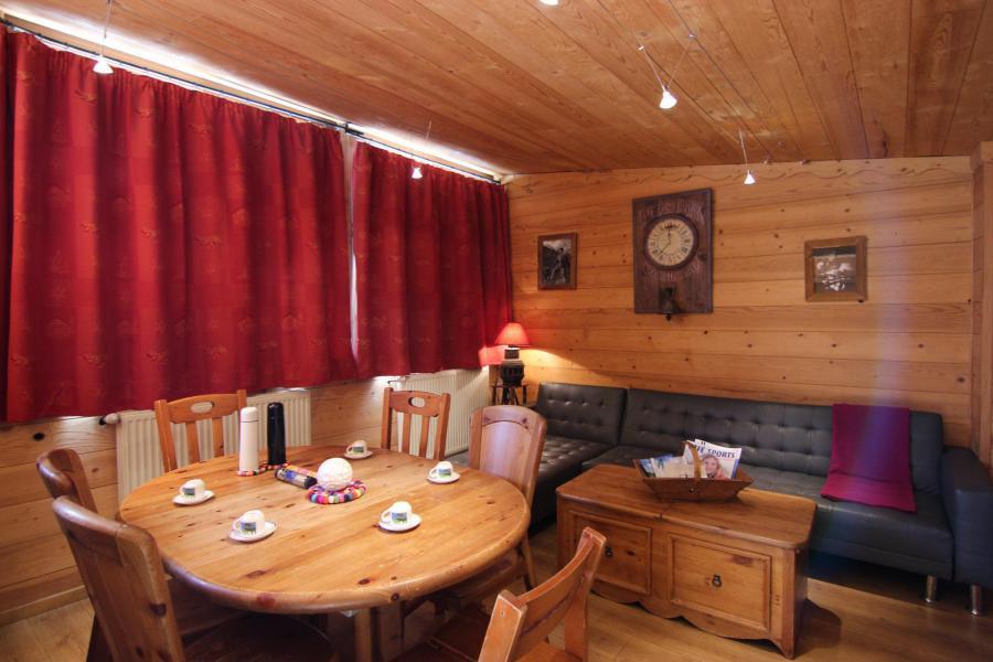 Location au ski Appartement 4 pièces 6 personnes (1) - Résidence Galerie de Peclet - Val Thorens - Coin repas