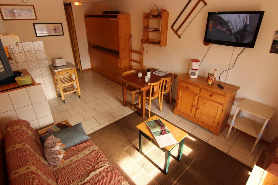 Location au ski Studio coin montagne 3 personnes (30) - Résidence Hauts de Chavière - Val Thorens