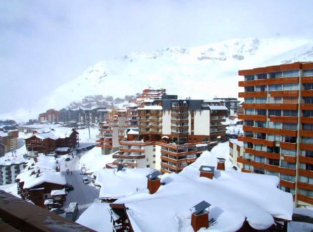 Location au ski Appartement 3 pièces cabine 6 personnes (B22) - Résidence Hauts de Chavière - Val Thorens