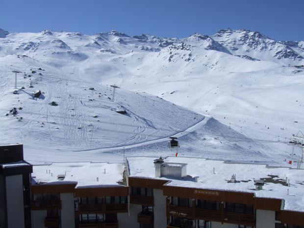 Location au ski Appartement 3 pièces 6 personnes (12) - Résidence Hauts de Chavière - Val Thorens