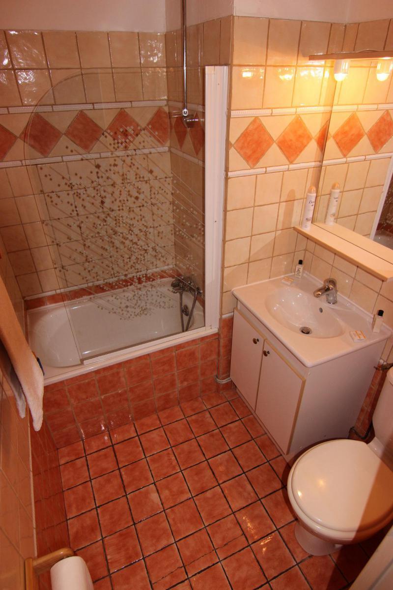 Location au ski Appartement 3 pièces 6 personnes (12) - Résidence Hauts de Chavière - Val Thorens - Salle de bains