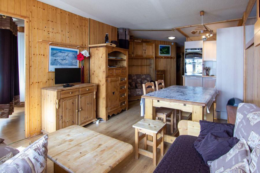 Location au ski Appartement 3 pièces cabine 6 personnes (B22) - Résidence Hauts de Chavière - Val Thorens - Séjour