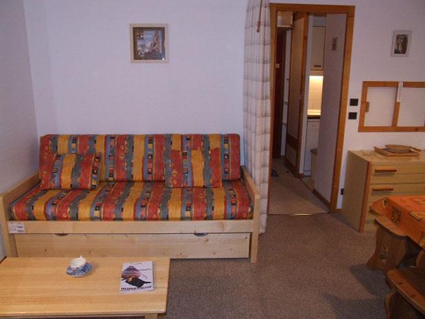 Location au ski Appartement 2 pièces 4 personnes (315) - Résidence l'Eskival - Val Thorens - Plan