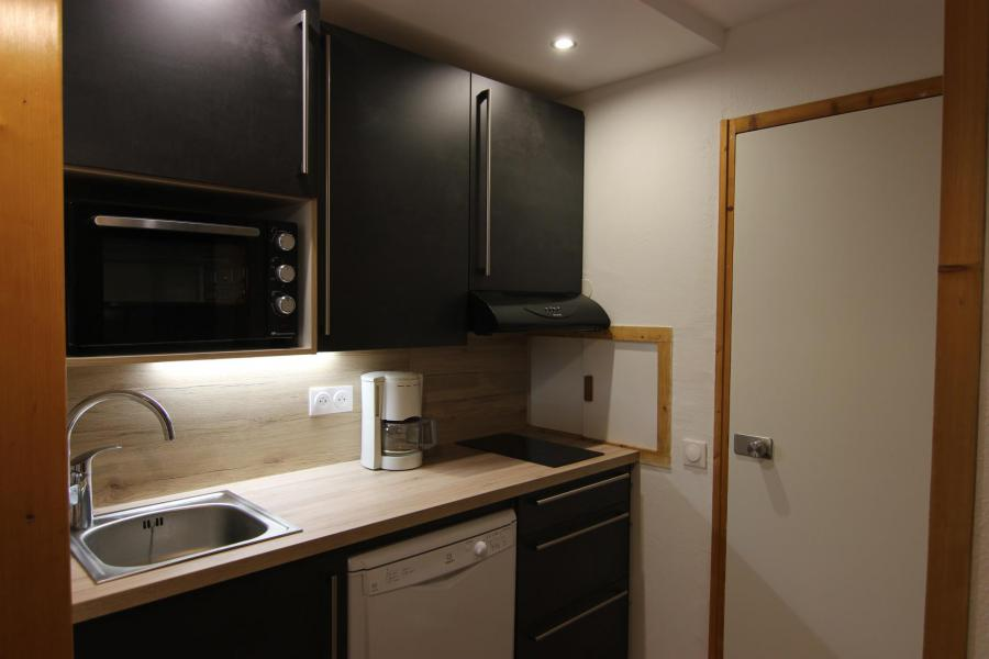 Location au ski Appartement 2 pièces 4 personnes (404) - Résidence l'Eskival - Val Thorens