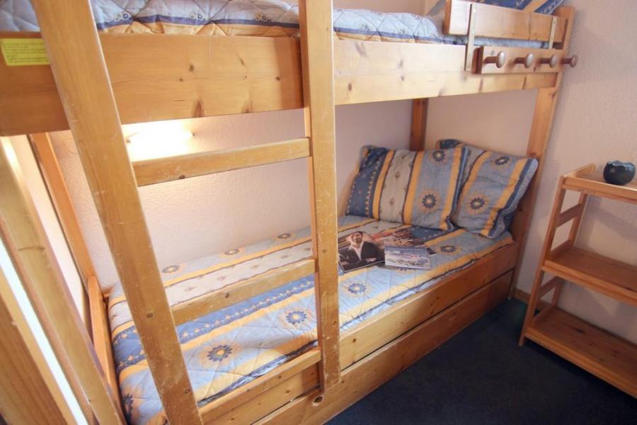 Location au ski Appartement 2 pièces 4 personnes (511) - Résidence l'Eskival - Val Thorens - Canapé