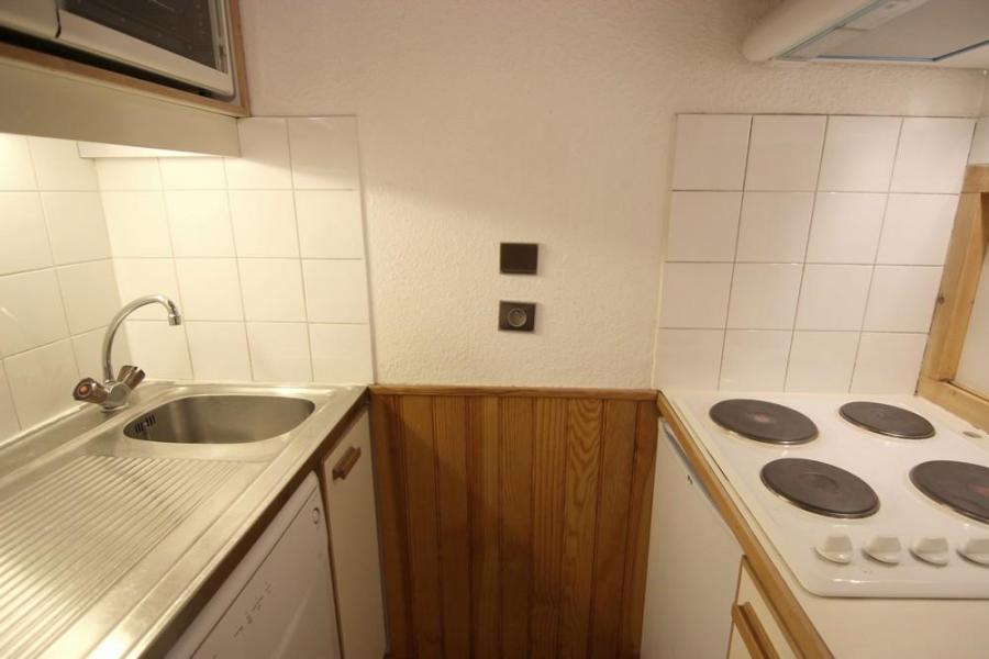 Location au ski Appartement 2 pièces 4 personnes (511) - Résidence l'Eskival - Val Thorens - Fauteuil