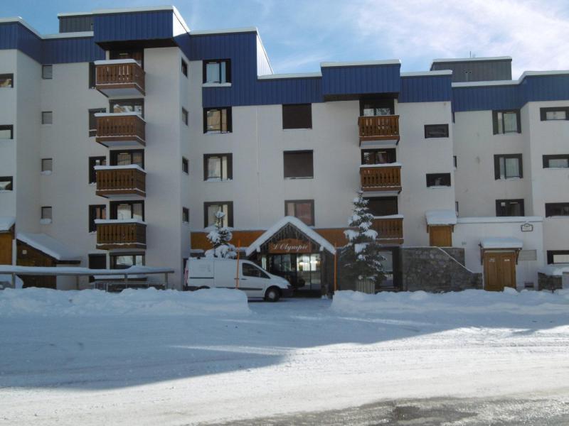 Location au ski Résidence l'Olympic - Val Thorens