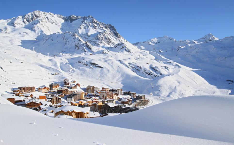 Wynajem na narty Apartament 2 pokojowy 4 osób (403) - Résidence l'Olympic - Val Thorens