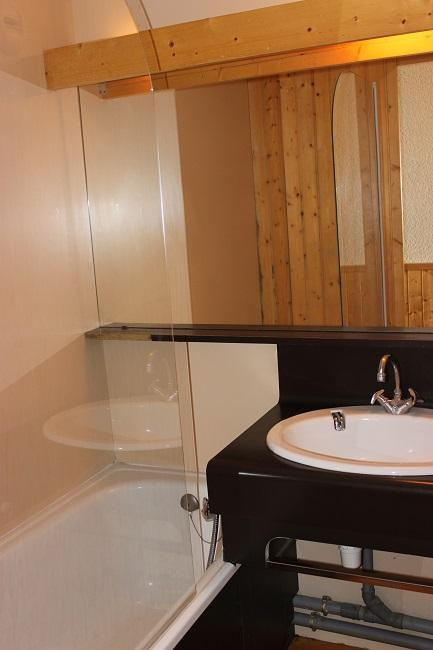 Location au ski Appartement 2 pièces 4 personnes (44) - Résidence l'Orsière - Val Thorens - Kitchenette