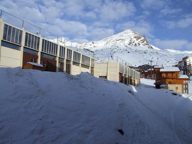 Location au ski Appartement 2 pièces cabine 4 personnes (518) - Résidence Lauzières - Val Thorens