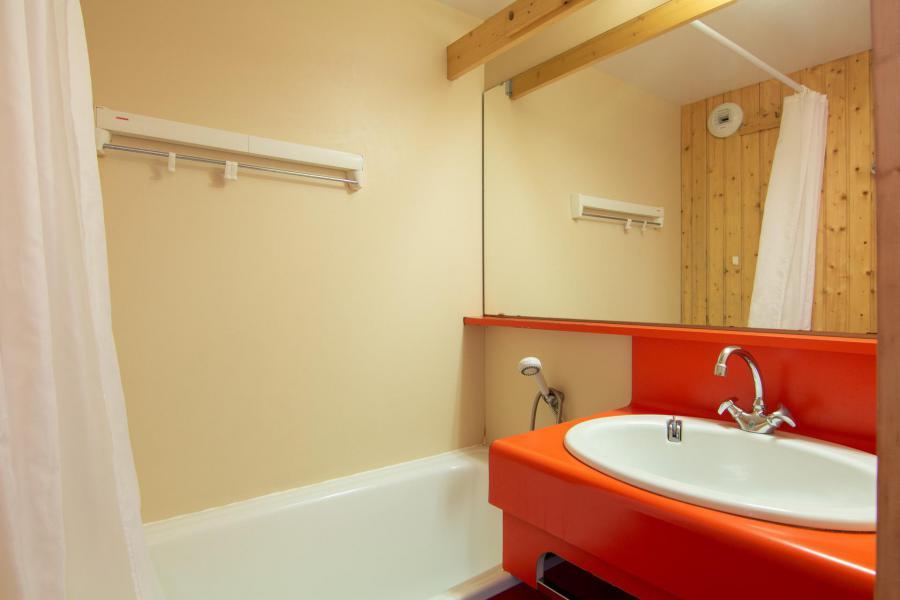 Location au ski Appartement 2 pièces 5 personnes (511) - Résidence Lauzières - Val Thorens - Baignoire