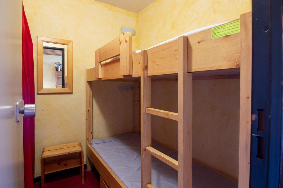 Location au ski Appartement 2 pièces 5 personnes (511) - Résidence Lauzières - Val Thorens - Lits superposés