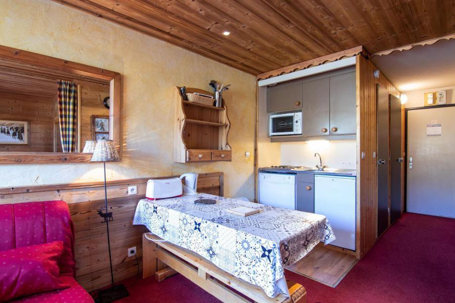 Location au ski Appartement 2 pièces 5 personnes (511) - Résidence Lauzières - Val Thorens - Séjour