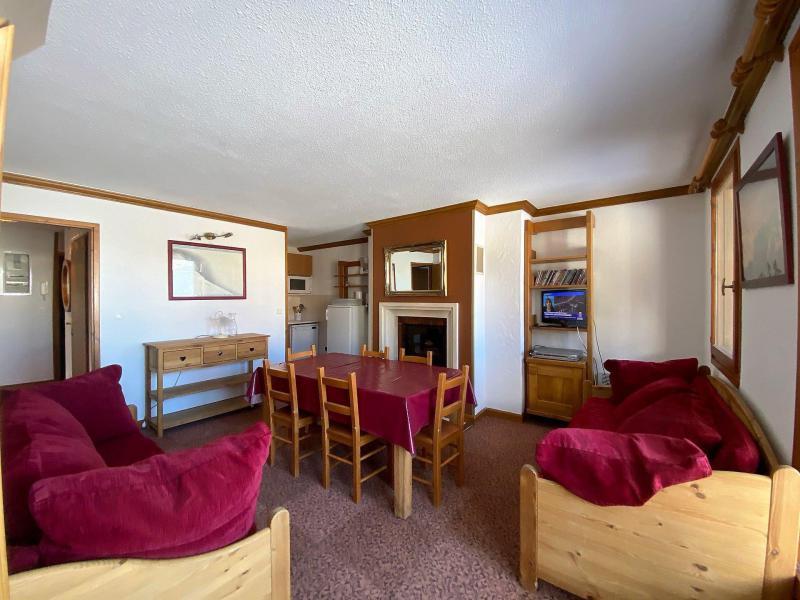 Аренда на лыжном курорте Апартаменты 4 комнат 8 чел. (011) - Résidence le Diamant - Val Thorens