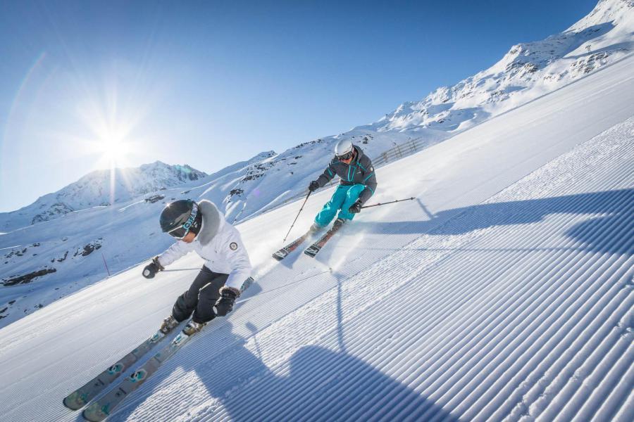 Аренда на лыжном курорте Résidence le Diamant - Val Thorens