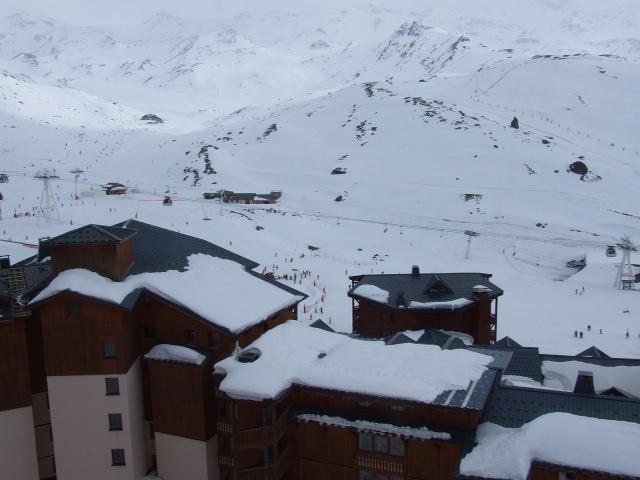 Location au ski Studio 3 personnes (25) - Résidence le Joker - Val Thorens