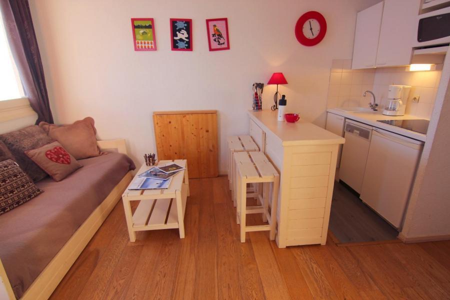Location au ski Studio cabine 4 personnes (13) - Résidence le Joker - Val Thorens