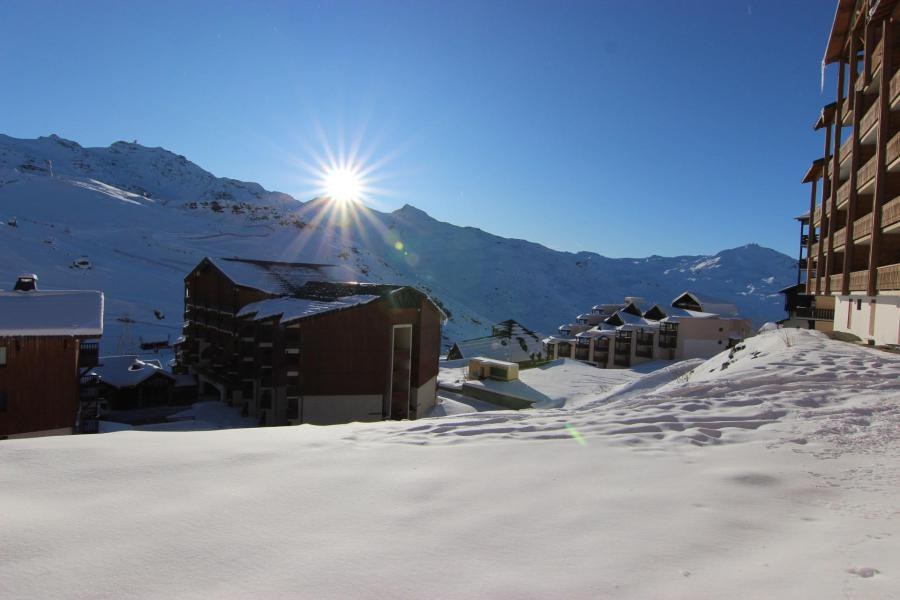 Location au ski Studio cabine 4 personnes (C7) - Résidence le Joker - Val Thorens