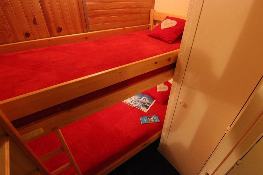 Location au ski Studio cabine 4 personnes (14) - Résidence le Joker - Val Thorens - Chambre