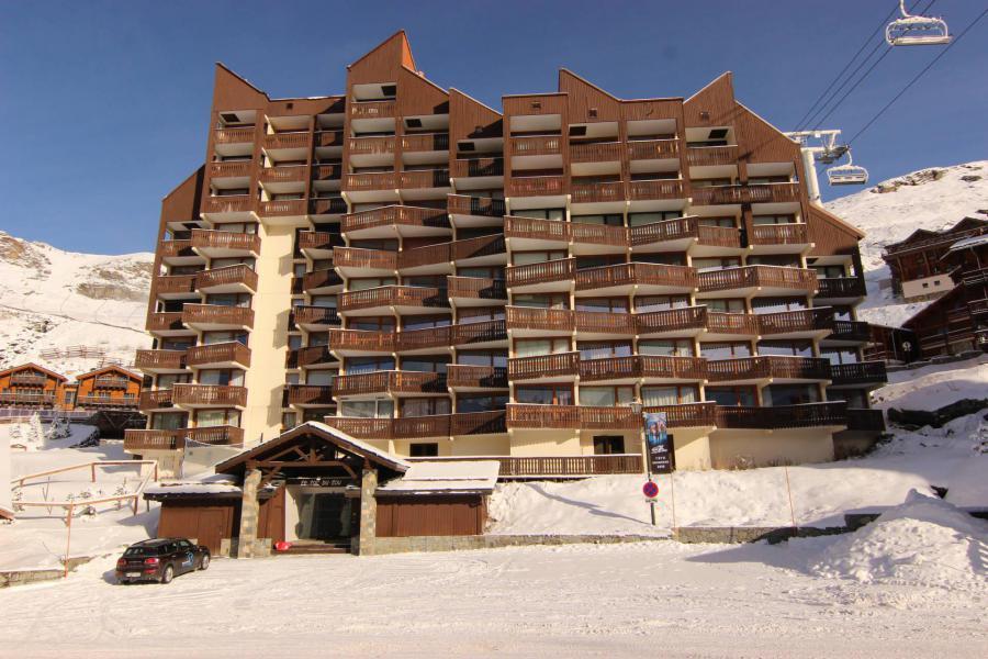 Location au ski Appartement 2 pièces 5 personnes (101) - Résidence le Lac du Lou - Val Thorens
