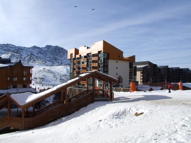 Location au ski Appartement 2 pièces 5 personnes (1) - Résidence le Lac du Lou - Val Thorens - Salle d'eau