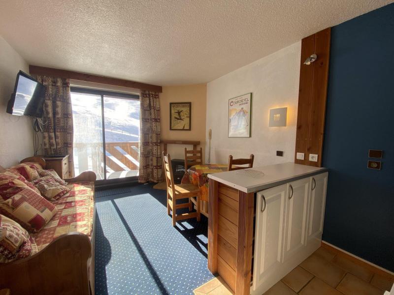 Wynajem na narty Apartament 2 pokojowy 4 osób (507) - Résidence le Machu Pichu - Val Thorens
