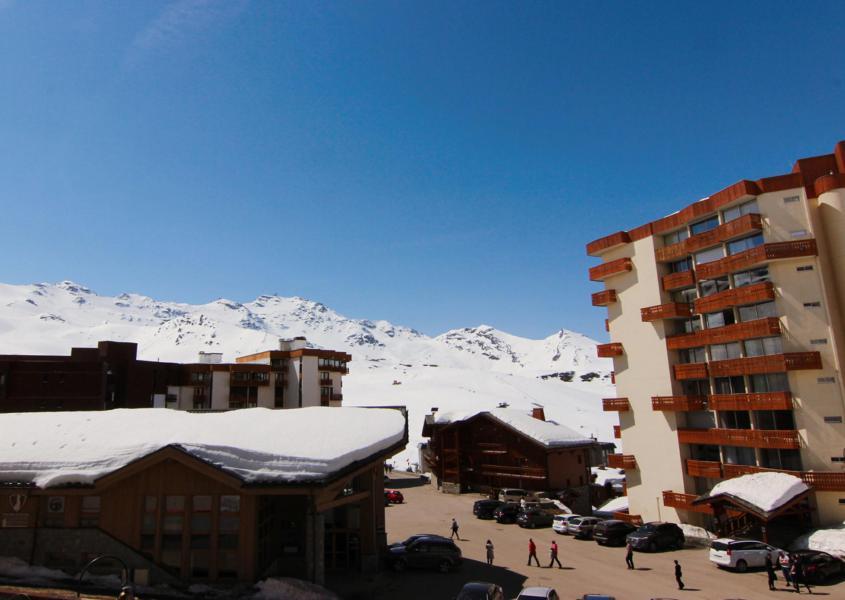 Location au ski Résidence le Sérac - Val Thorens