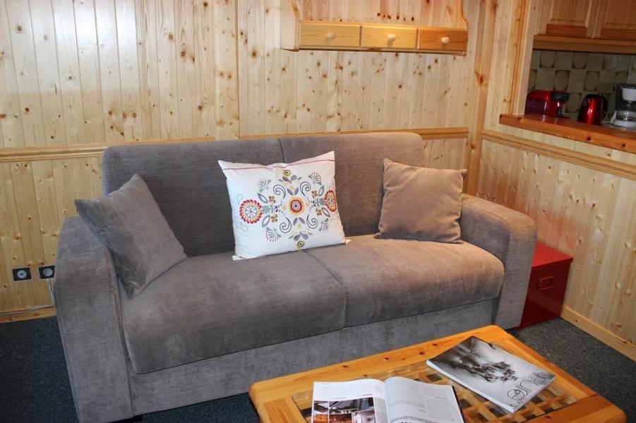 Location au ski Studio cabine 5 personnes (G2) - Résidence le Sérac - Val Thorens