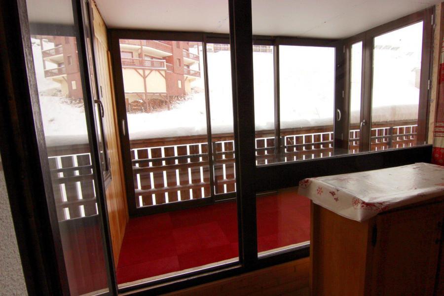 Location au ski Studio 2 personnes (B9) - Résidence le Sérac - Val Thorens