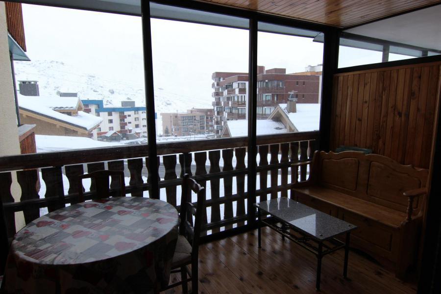 Location au ski Studio 3 personnes (S2) - Résidence le Sérac - Val Thorens