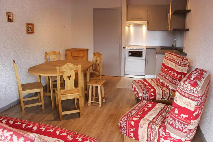 Location au ski Studio cabine 4 personnes (V6) - Résidence le Sérac - Val Thorens