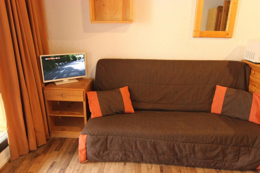 Location au ski Studio 3 personnes (S2) - Résidence le Sérac - Val Thorens - Kitchenette