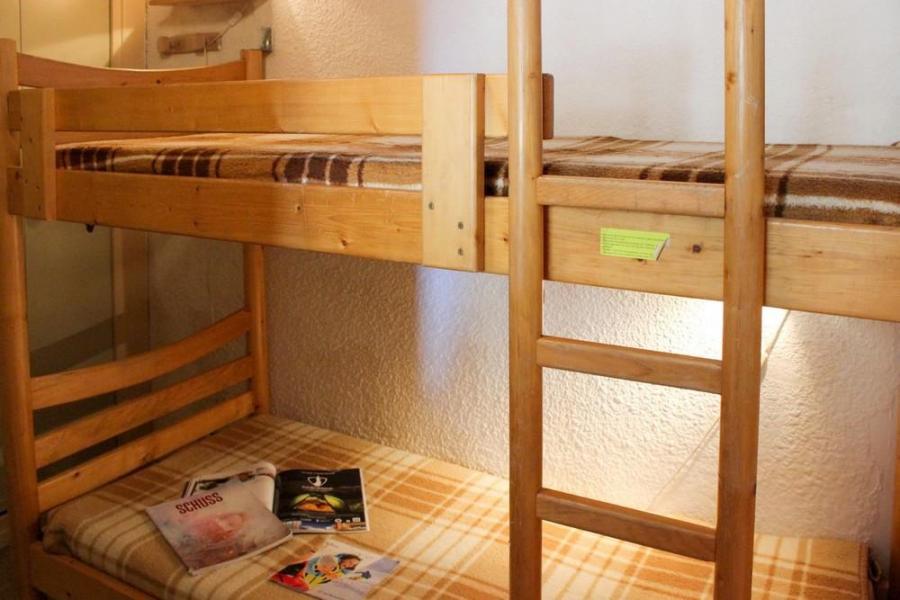 Skiverleih Studio Kabine für 4 Personen (N2) - Résidence le Sérac - Val Thorens - Terrasse