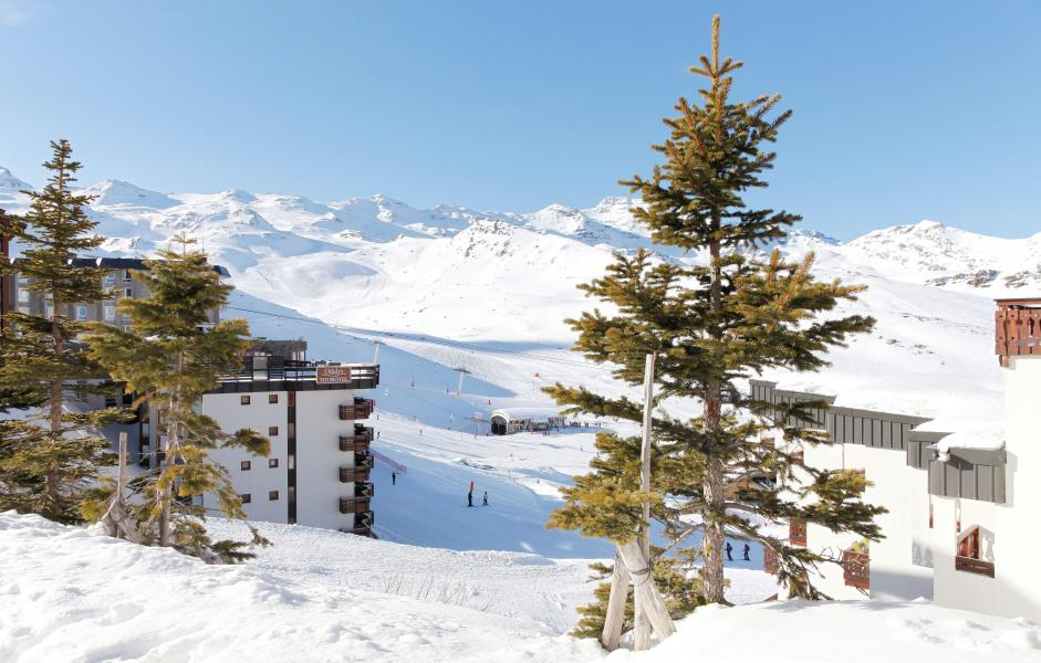 Vacanze in montagna Résidence le Tourotel - Val Thorens - Esteriore inverno