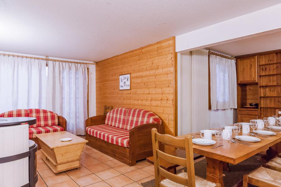Location au ski Résidence le Val Chavière - Val Thorens - Coin séjour