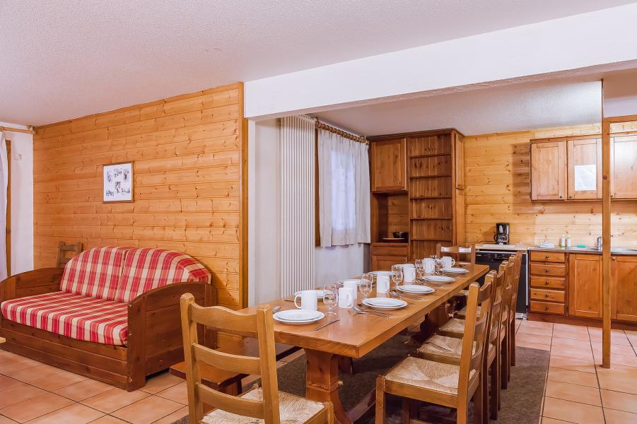 Alquiler al esquí Résidence le Val Chavière - Val Thorens - Comedor