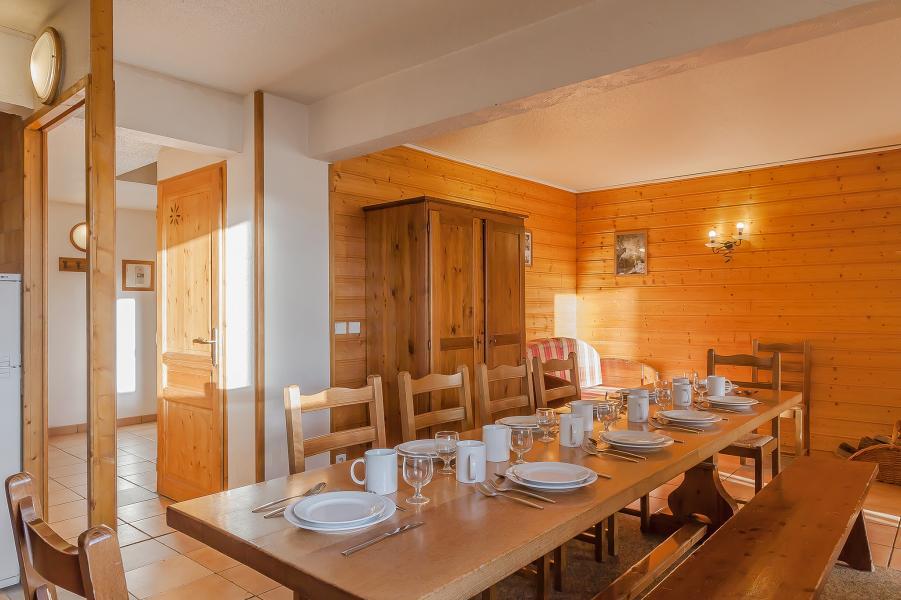 Location au ski Résidence le Val Chavière - Val Thorens - Salle à manger