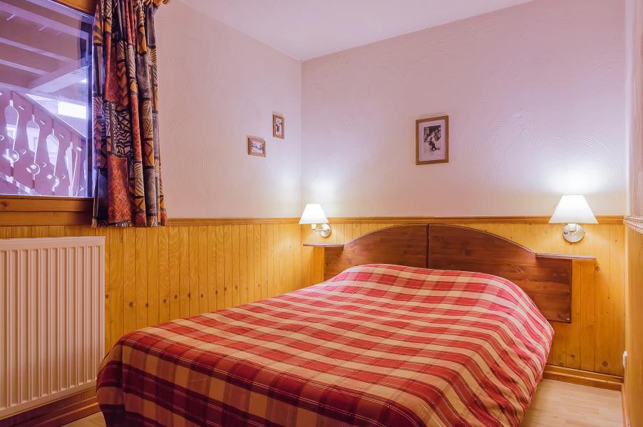 Skiverleih Résidence le Val Chavière - Val Thorens - Schlafzimmer