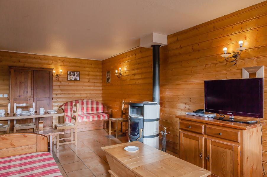 Alquiler al esquí Résidence le Val Chavière - Val Thorens - TV pantalla llana