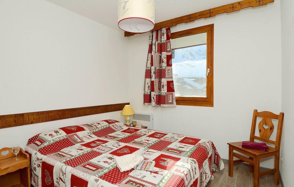 Location au ski Résidence le Valset - Val Thorens - Lit double